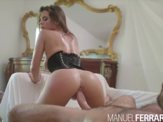 Manuel Ferrara - Keisha Grey Is A Multitalented Slut