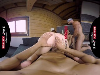 Virtual VR – swapping GFs