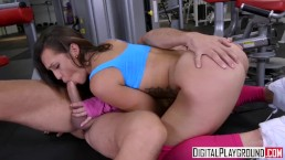 DigitalPlayground - Gym-Fails flx Kelsi Monroe