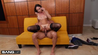 BANG Gonzo - Ariana Marie seduces you with her tight pussy