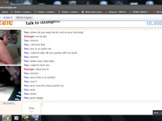 horny teen with a perfect body tease me on omegle