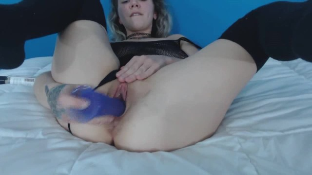 Luci fuckin her tight pussy 10
