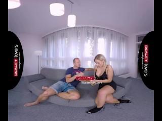 Stepmoms Dick Grinder VR
