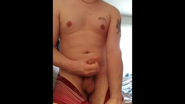 jacking and ass play