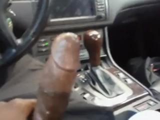 Good sloppy head in the car