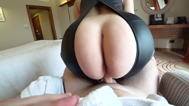 Girl Cheats On Her Boyfriend At The Marriott Hotel -6501