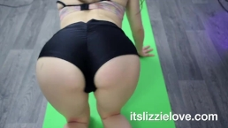 Hot Yoga Teacher JOI *FULL LENGTH