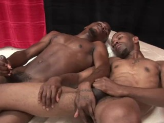 AJ Jones Takes Dick From Day Day