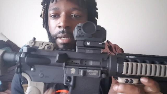 Exclusive;Verified Amateurs;SFW ass-fuck, bdsm, cum, cumshot, orgasm, squirting, adult-toys, chubby, ar15-build, ar15-rifle, black-gun-owner