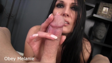 Obey Melanie - This is YOUR Orgasm and I'm Ruining it