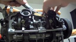 2007 Subaru Impreza Rebuild Part - 7 Valve Lash Clearance Adjust How To