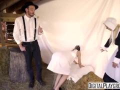 DigitalPlayground - Amish Girls Go Anal Part 1 Time To Breed