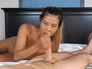 Naked asian girl sex