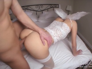 Real Angel want's to fuck with me and give me your Anal! #Roleplay2018