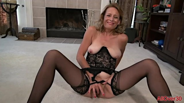 Mature over 30 women tgp - Horny cowgirl milf jade allan on allover30