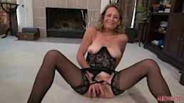 Horny Cowgirl MILF Jade Allan on Allover30