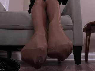 The elusive bottom foot fetish trailer...
