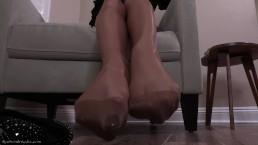 The Elusive Bottom - Femdom POV Hypnosis Foot Fetish - TRAILER