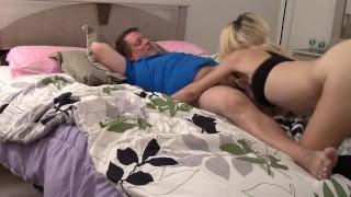 Stepfather Fucks Horny Teen Stepdaughter porno