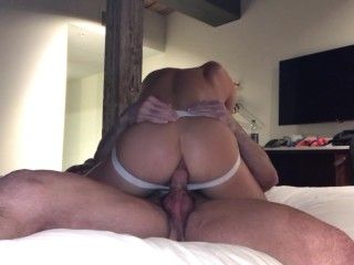 Billy Santoro enjoys the HOTTEST Minneapolis ass