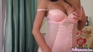 Twistys - Bedroom Babe - Emily Addison