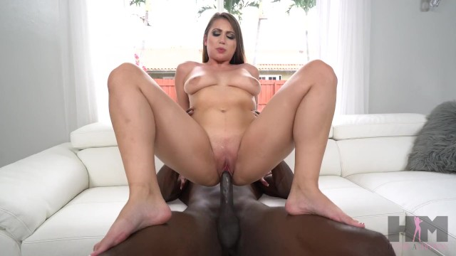 Hussie Auditions: Curvy Russian Teen Ivy Rose First Interracial Experience 9