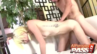 Brittni James Rough Fucked