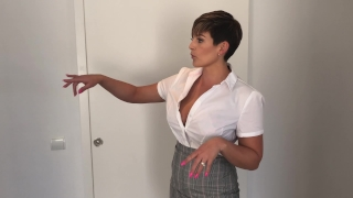 Slutty fuck estate agent xxx villa play estate