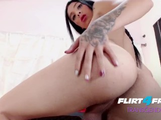 Pamela Lyn on Flirt4Free Transgender - Hot Shemale with Perfect Petite Body