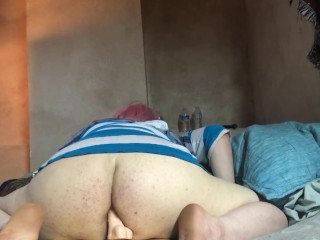 abby Bigfat ass trans