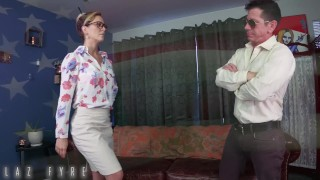 Cherie DeVille Presidential Blackmail -Diplomatic Insemination! By Laz Fyre Sub domination