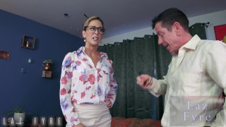 Cherie DeVille Presidential Blackmail -Diplomatic Insemination! By Laz Fyre Gonzo sharing