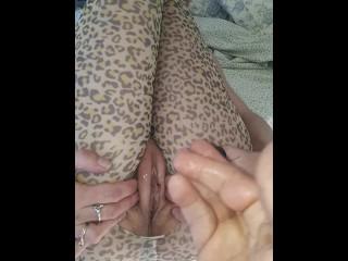 Deep Wet Fingers