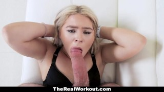 TeamSkeet - Fitness Chick With Huge Ass Does Some Sensual Healing Girlfriend korean