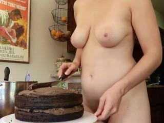 Naked Baking Ep.11 Chocolate Cake Trailer