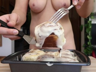 Naked Baking Ep.20 Cinnamon Rolls Trailer