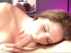 Porna woman friendly blowjob like a pro