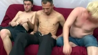 Three sausage party way blowjobs allgaysitepass bareback