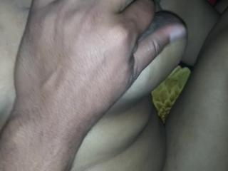 Fucking my girlfriend 's yummy pussy