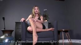 Cash or Key - Femdom Chastity POV Trailer