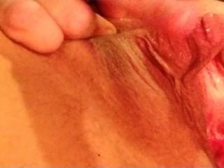 Massive clit cumming hard