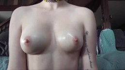 Oiling and bouncing tits