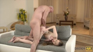 Bed daddyk russian lessons in amateur dad