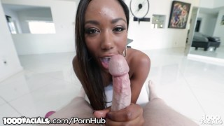 Chanell babe dick ebony heart booty big pov sucking pov ass