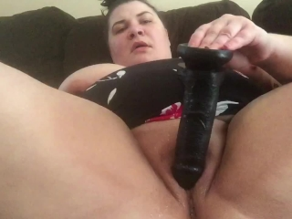 MORNING MASTURBATION WITH TOYS WITH ONGOING SQUIRTING
