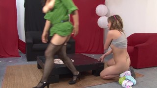 Latin StepMother Naughty Daughter 2 scene 4