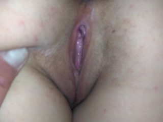 Soaking wet pussy and deep throat...in heaven tonight pt.1