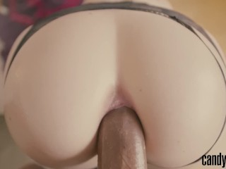 Candy May – ANAL JUNKIE – ASS POUNDED BY BBC