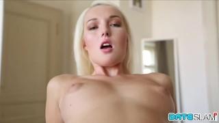 Date Slam - Stunning blonde Swiss girl Lovita Fate - Part 2