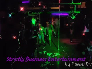 Houston Rapper BEATKING live at Strip Club in Texas!